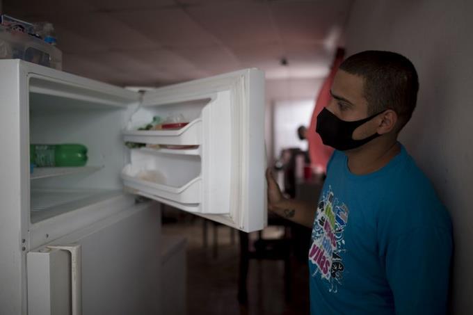 Photo of Crisis alimentaria se profundiza en Puerto Rico por pandemia
