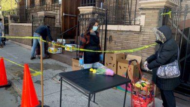Photo of Desempleo y coronavirus provocan crisis alimentaria en Nueva York