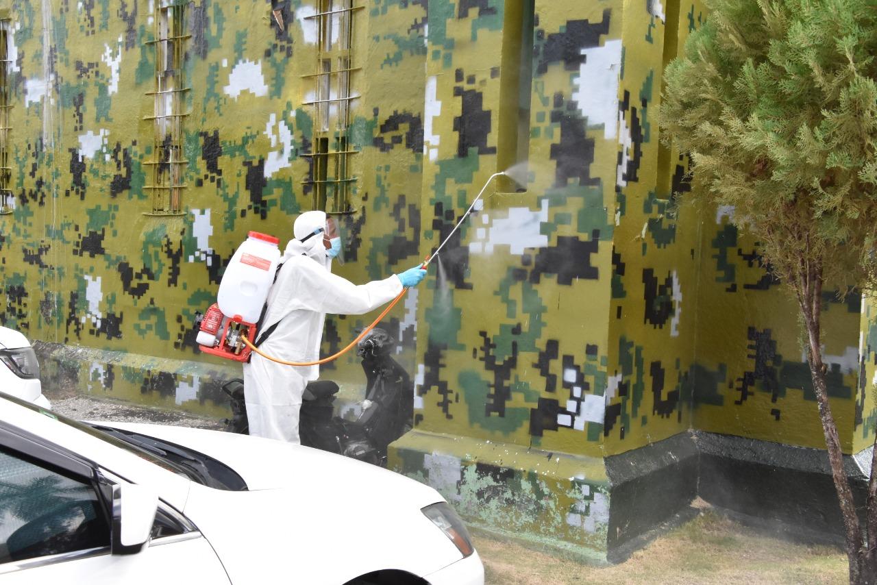 Photo of Realizan operativo de descontaminación en SFM
