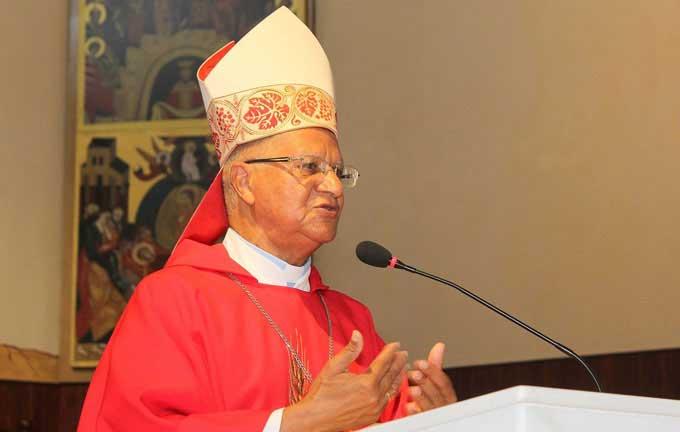 Photo of Obispo dice el covid ha permitido la unidad de las familias