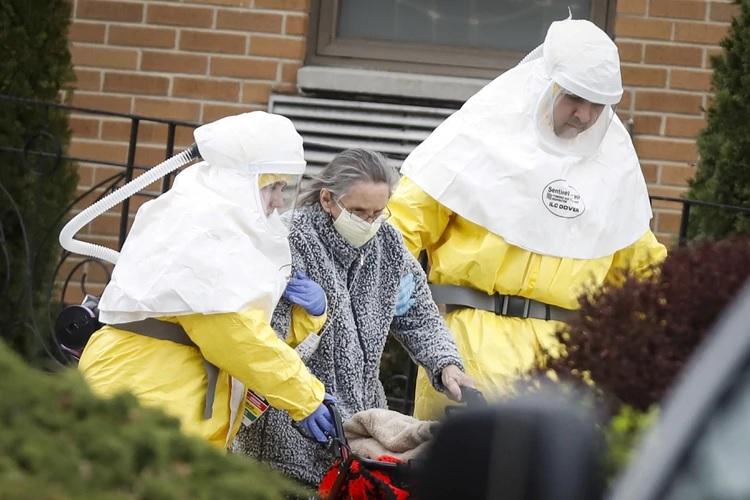 Photo of Reportan 29 muertes en hogar de ancianos en la Ciudad de Nueva York