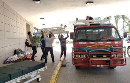 Photo of Salud Pública no usará Hospital Las Colinas para pacientes de COVID-19