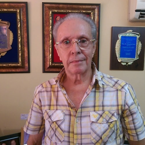 Photo of Empresario radial Machacho González, de SFM, está internado en CEDIMAT