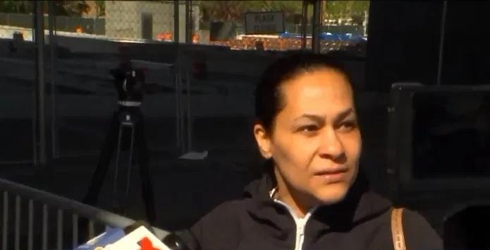 Photo of Madre de Lesandro Guzmán se une a trabajadores contra Covid-19