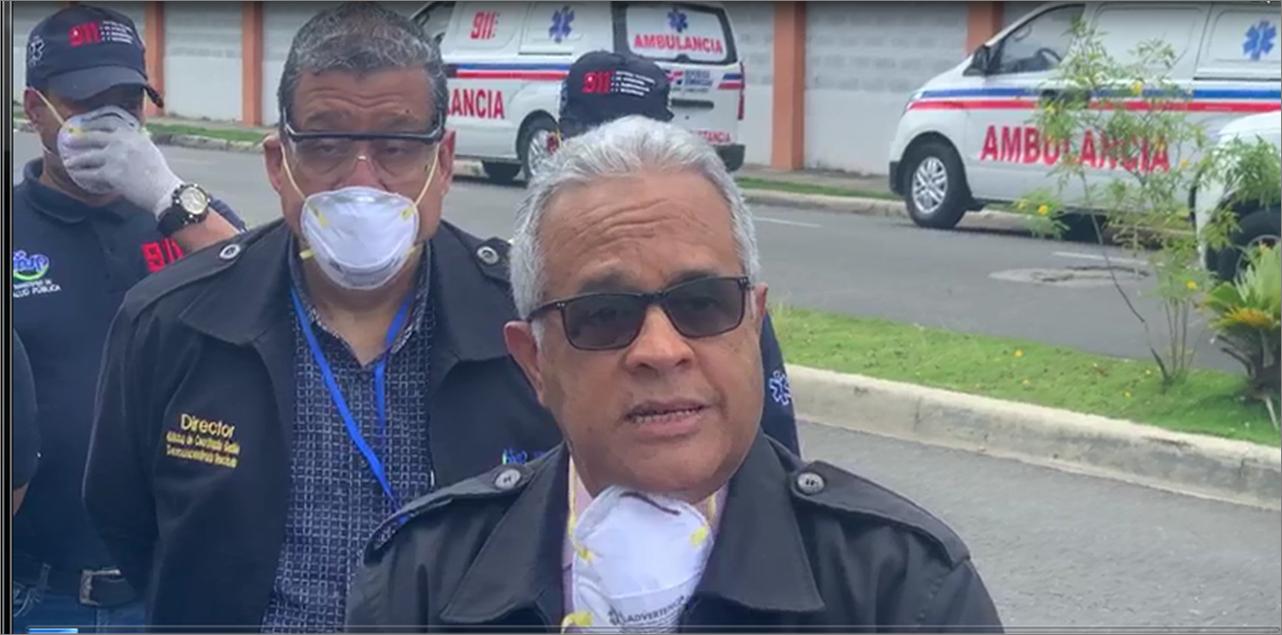 Photo of Ministro de Salud encabeza operativo de pruebas rápidas en SFM