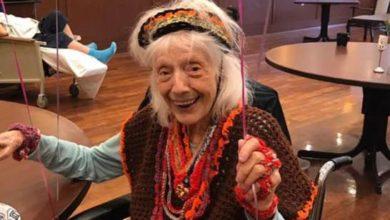 Photo of Mujer de 101 años de N.York sobrevive a gripe española, cáncer y ahora Covid