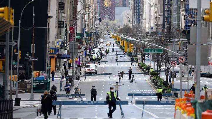 Photo of Nueva York se aproxima a las cifras de España e Italia con casi 114.000 contagios