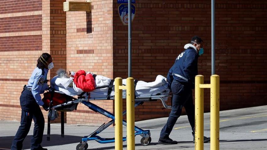 Photo of Van casi 2,000 muertes en N. York por coronavirus; lo peor se anticipa en abril