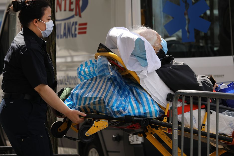 Photo of La Ciudad de Nueva York supera los muertos por COVID-19 de toda China
