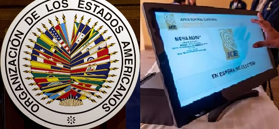 Photo of OEA descarta un sabotaje o intento de fraude en elecciones de febrero en RD