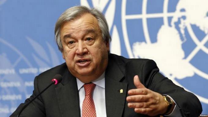 Photo of Jefe de ONU llama a proteger a las mujeres durante confinamiento por coronavirus