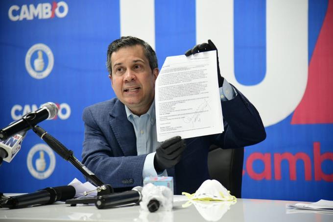 Photo of PRM denuncia irregularidades «graves» en compras en Salud Pública