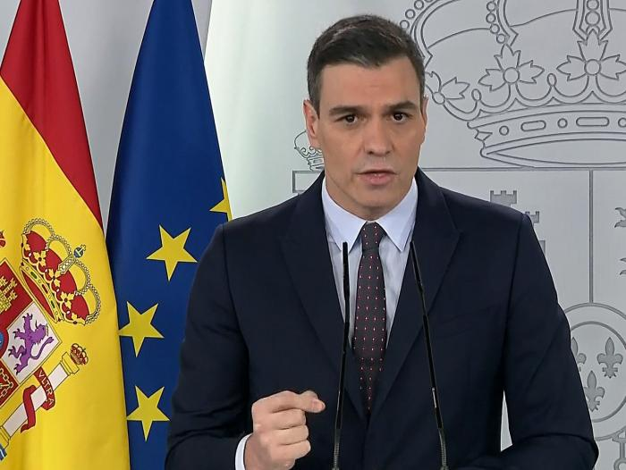 Photo of España extiende la cuarentena hasta el 9 de mayo, pero alivia la de los niños