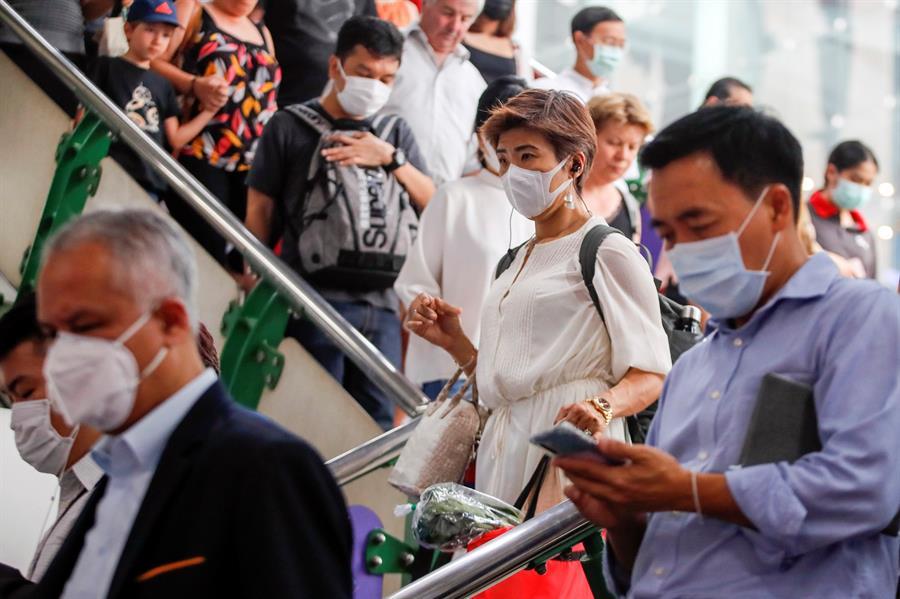 Photo of El uso de mascarillas en el país será obligatorio en espacios públicos y lugares de trabajo