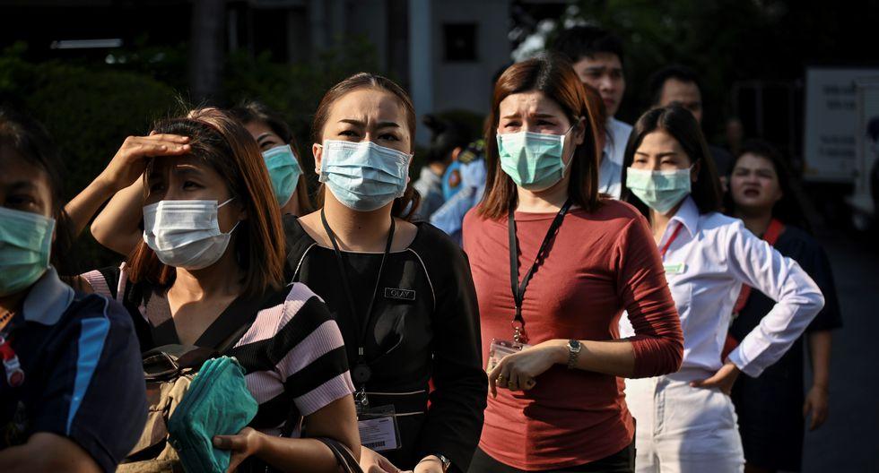 Photo of Ministro de Salud insiste en el uso obligatorio de mascarillas en lugares donde se aglomeran muchas personas
