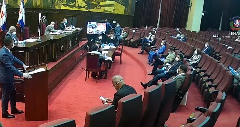 Photo of El Senado aprueba la extensión del estado de emergencia por 25 días