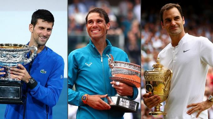 Photo of Federer, Nadal y Djokovic impulsan fondo para ayudar a tenistas en apuros