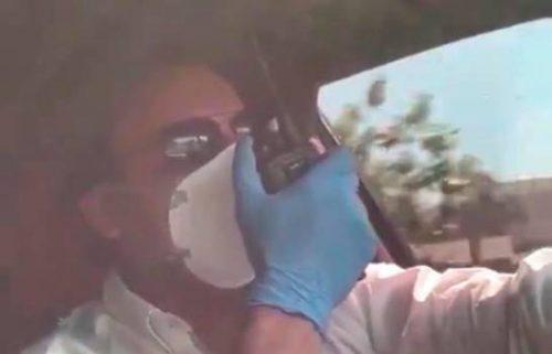 Photo of Alcalde pide a población no comprar mascarillas, ni guantes en las calles