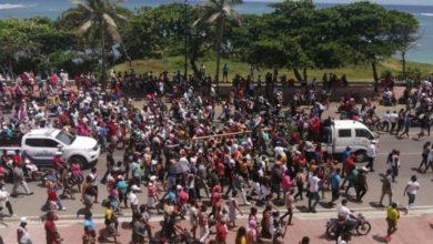 Photo of PUERTO PLATA: Afirman contagiados coronavirus estuvieron en la marcha