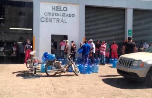 Photo of Reportan escasez agua en botellón en colmados y supermercados Santiago