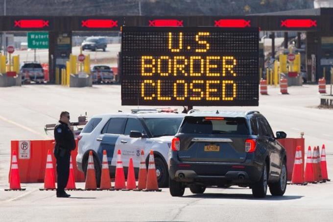 Photo of Canadá y Estados Unidos mantendrán cerrada la frontera hasta el 20 de mayo