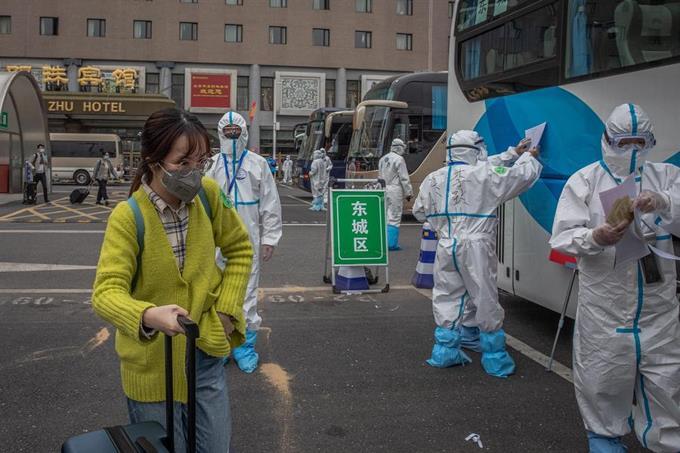 Photo of Continúan a la baja los nuevos casos confirmados de coronavirus en China