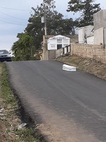 Photo of Dejan abandonado en Santiago otro ataúd con el cuerpo de un hombre que murió de Coronavirus