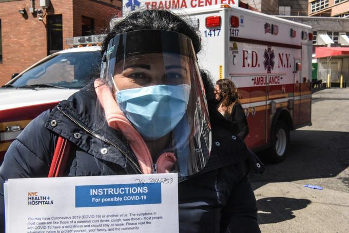 Photo of EEUU supera los 200,000 casos del nuevo coronavirus