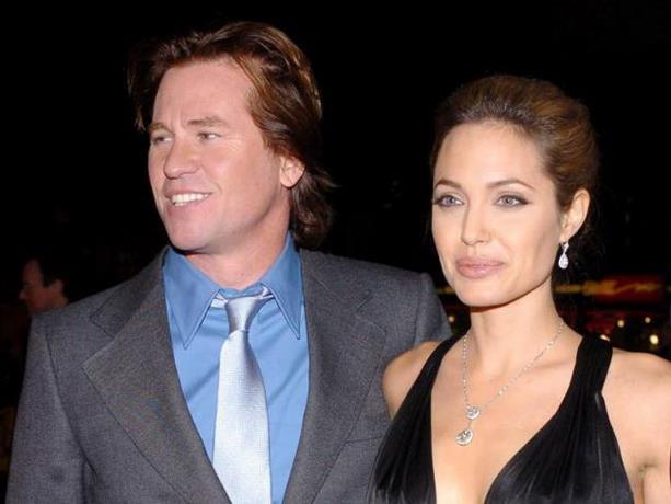 Photo of El actor Val Kilmer desvela que tuvo un romance con Angelina Jolie