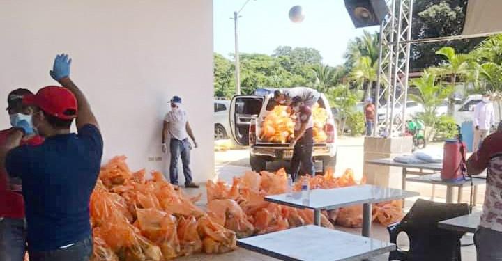 Photo of Fuerzas Vivas Provincia Duarte informa ha distribuido 1,625 raciones de alimentos a familias de escasos recursos
