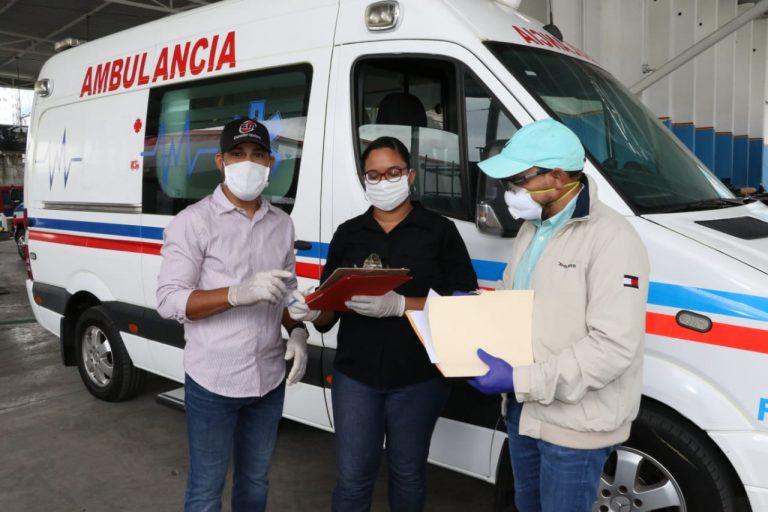 Photo of Luis Abinader dice gestiona mas ambulancias para ayuntamientos