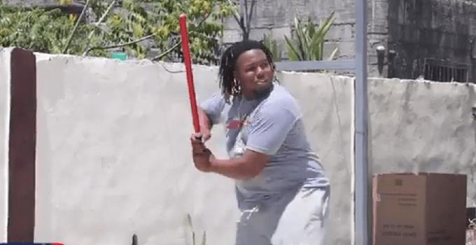 Photo of Guerrero Jr. se mantiene en forma jugando vitilla