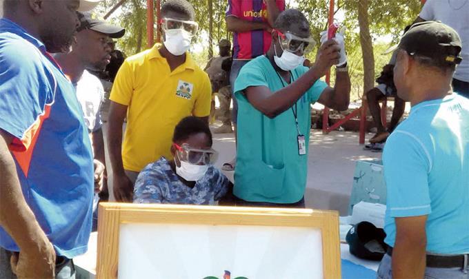 Photo of Hambre persigue a los desempleados de Haití