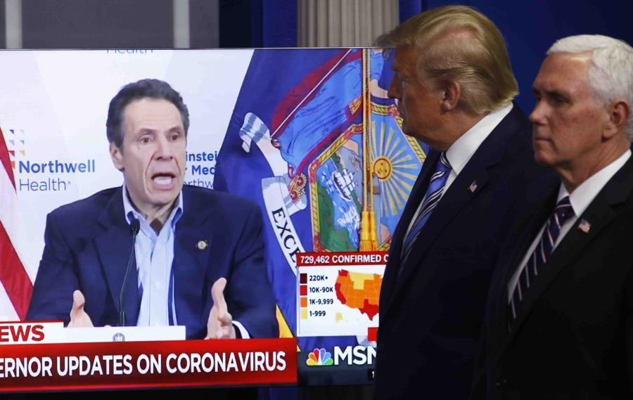 Photo of Cuomo pide a Trump más ayuda en pruebas de diagnóstico de coronavirus