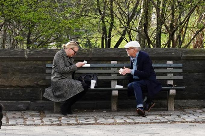 Photo of La cuarentena en Nueva York transforma Central Park