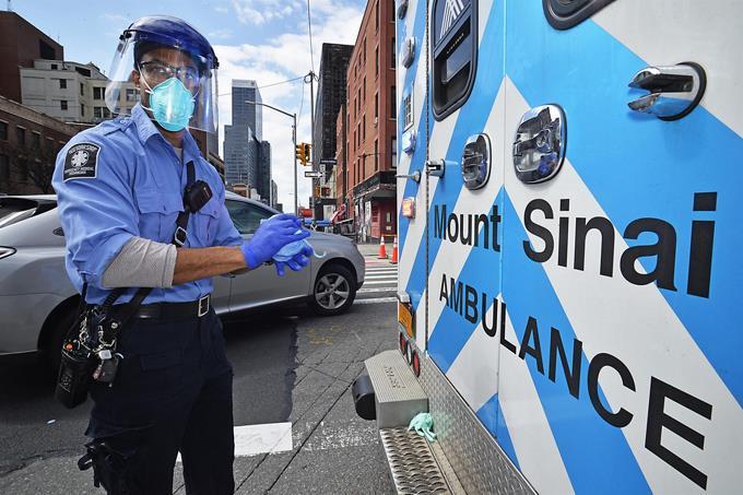 Photo of La pandemia de coronavirus roza los 1,5 millones de casos y deja ya más de 88.500 muertos