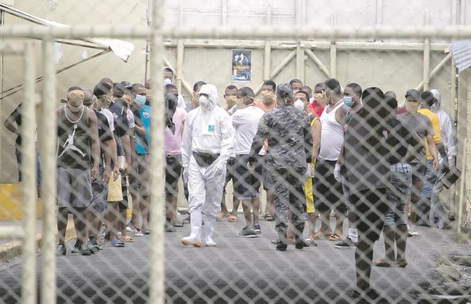 Photo of La Procuraduría sacó a 49 presos de La Victoria por efecto Covid-19