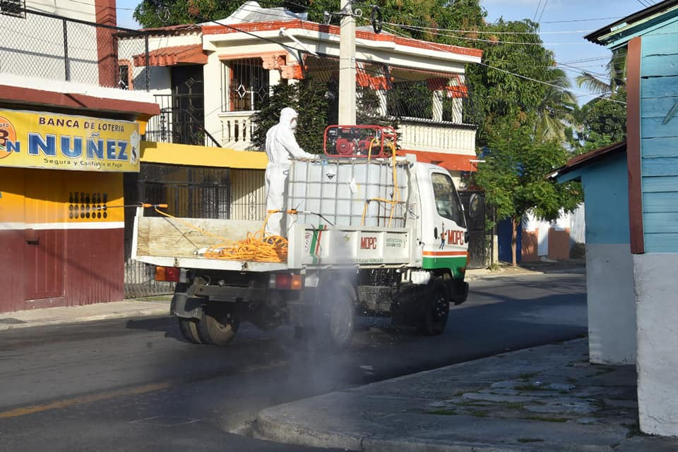 Photo of Gobierno inicia jornada de limpieza y fumigación en provincia Duarte