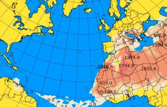 Photo of Es falsa información que anuncia nube del polvo del Sahara para este martes