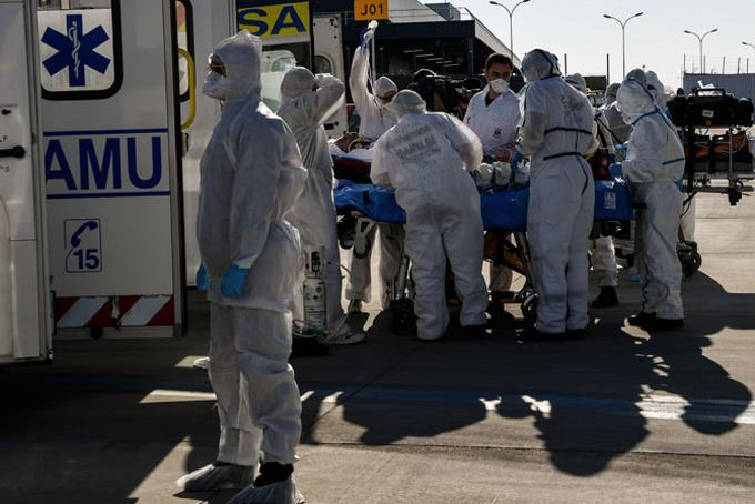 Photo of Más de 45.000 muertos en Europa por coronavirus