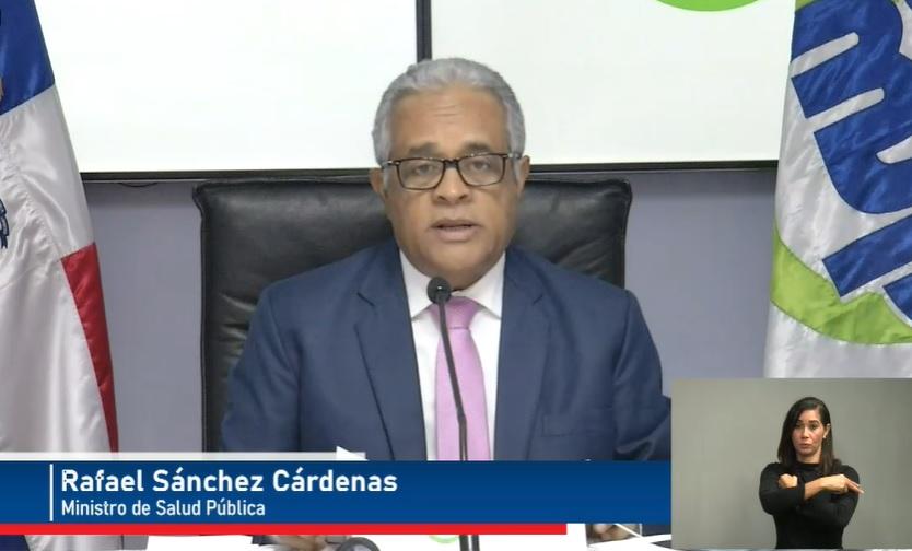 Photo of Ministro reporta otros 6 muertos por COVID-19 y 119 nuevos contagios
