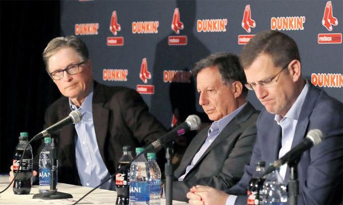 Photo of MLB le otorga ligero castigo a Medias Rojas