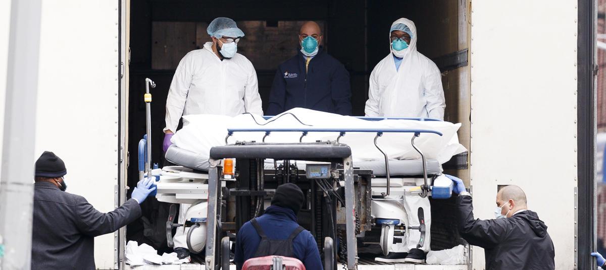 Photo of Médicos internacionales buscan ayudar en Nueva York