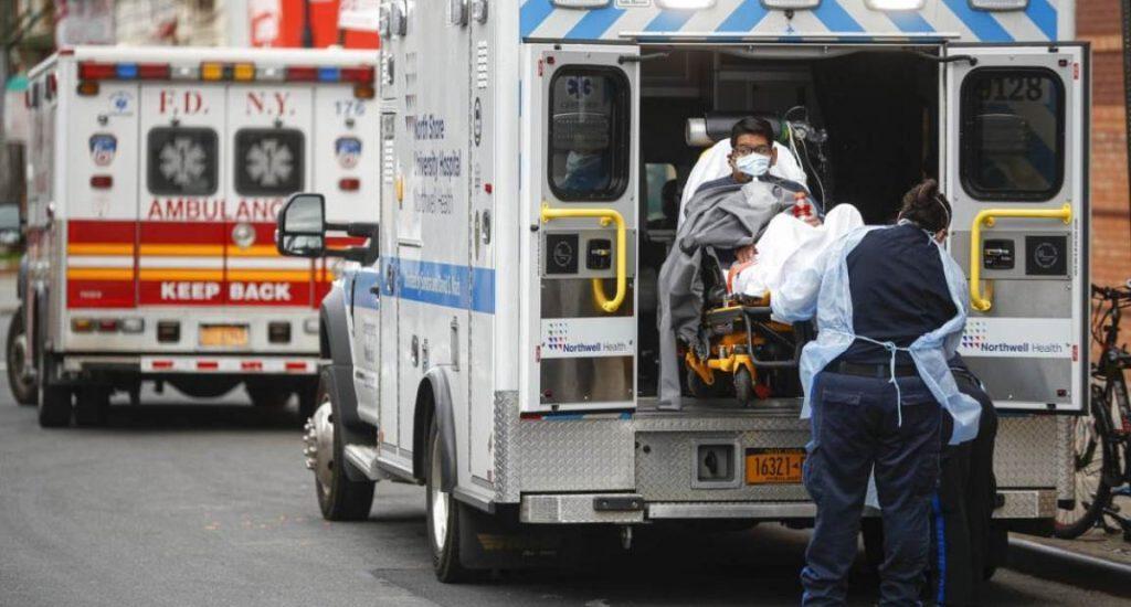 Photo of NY se acerca a las 10.000 víctimas pese a la estabilización de las muertes