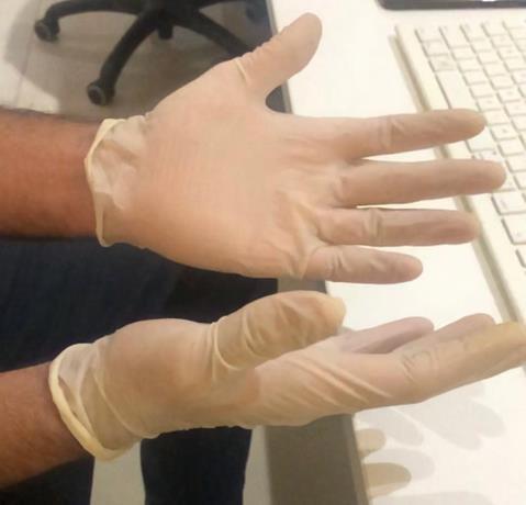Photo of Salud prefiere lavado de manos con agua y jabón a los guantes desechables