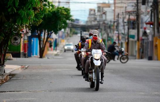 Photo of En SFM van casi 100 detenidos en los últimos días por violación al Toque de Queda