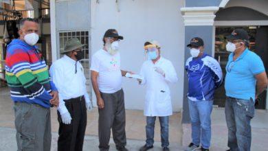 Photo of Coopenor y Asociación de Ganaderos disponen entrega de mascarillas y aportes económicos en la lucha contra el COVID-19 en la provincia Duarte