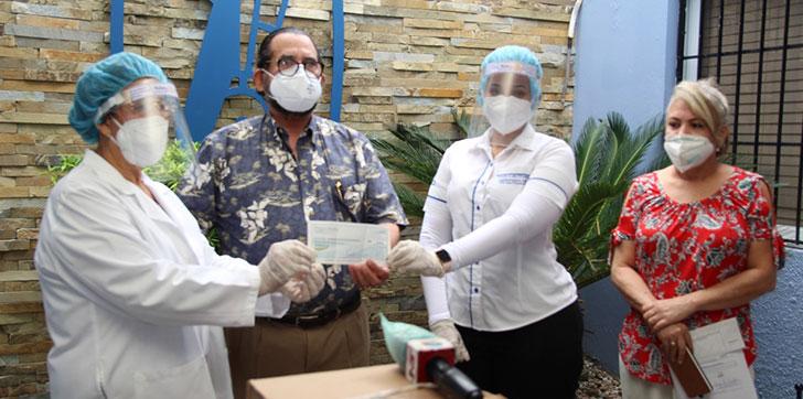 Photo of Amílcar continúa brindando asistencias a instituciones sin fines de lucro de la provincia Duarte con motivo del Covid 19