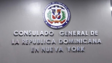 Photo of Consulado de la RD en Nueva York reabre y solo atenderá por cita previa