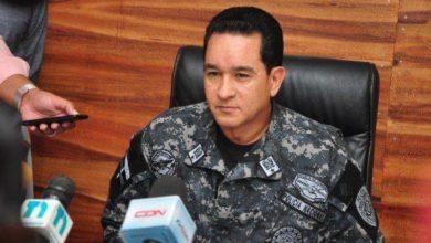 Photo of General Alberto Then está nueva vez al frente de la PN en SFM tras recuperarse del COVID-19